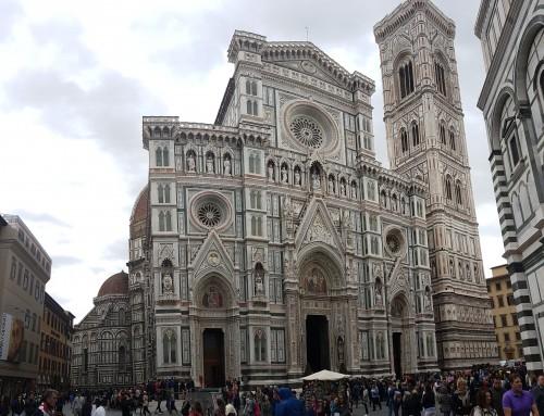 Blote piemels in Firenze