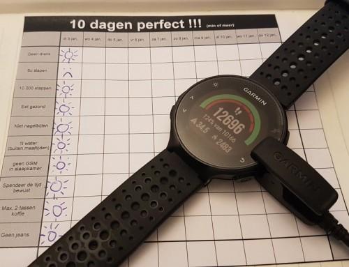 Dag Kaat, eens over dat bewust omgaan met tijd #10dagenperfect