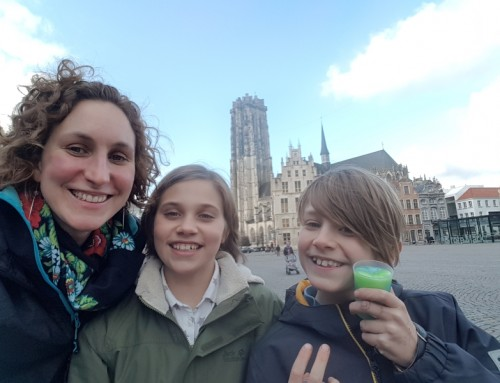 Citytrippen in Mechelen met de kinders
