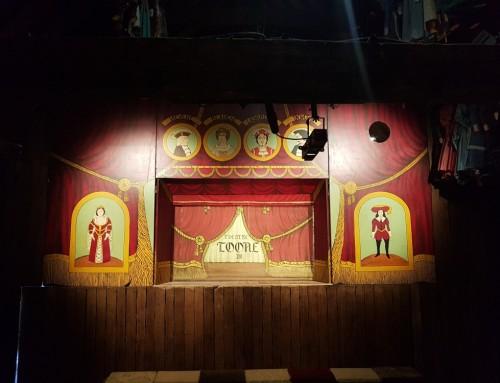 Authentiek Brussel in het poppentheater van Toone