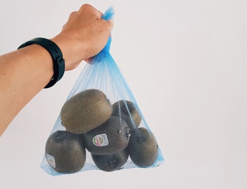 Herbruikbare groente- en fruitzakjes