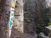 mullerthal trail aanduiding