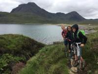 Skye Trail te Camasunary