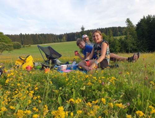Schwarzwald dag 3: Toch maar niet wildkamperen