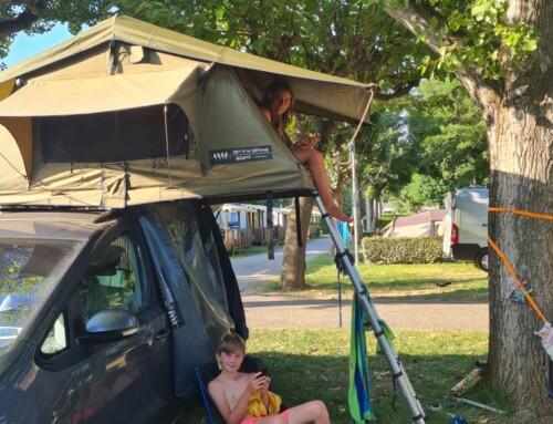 Camping life, tijd voor verandering
